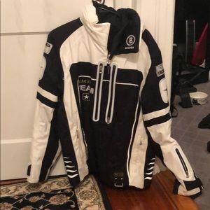 Bogner racing team ski jacket